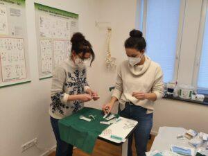 Injektionen regeneraive Orthopädie